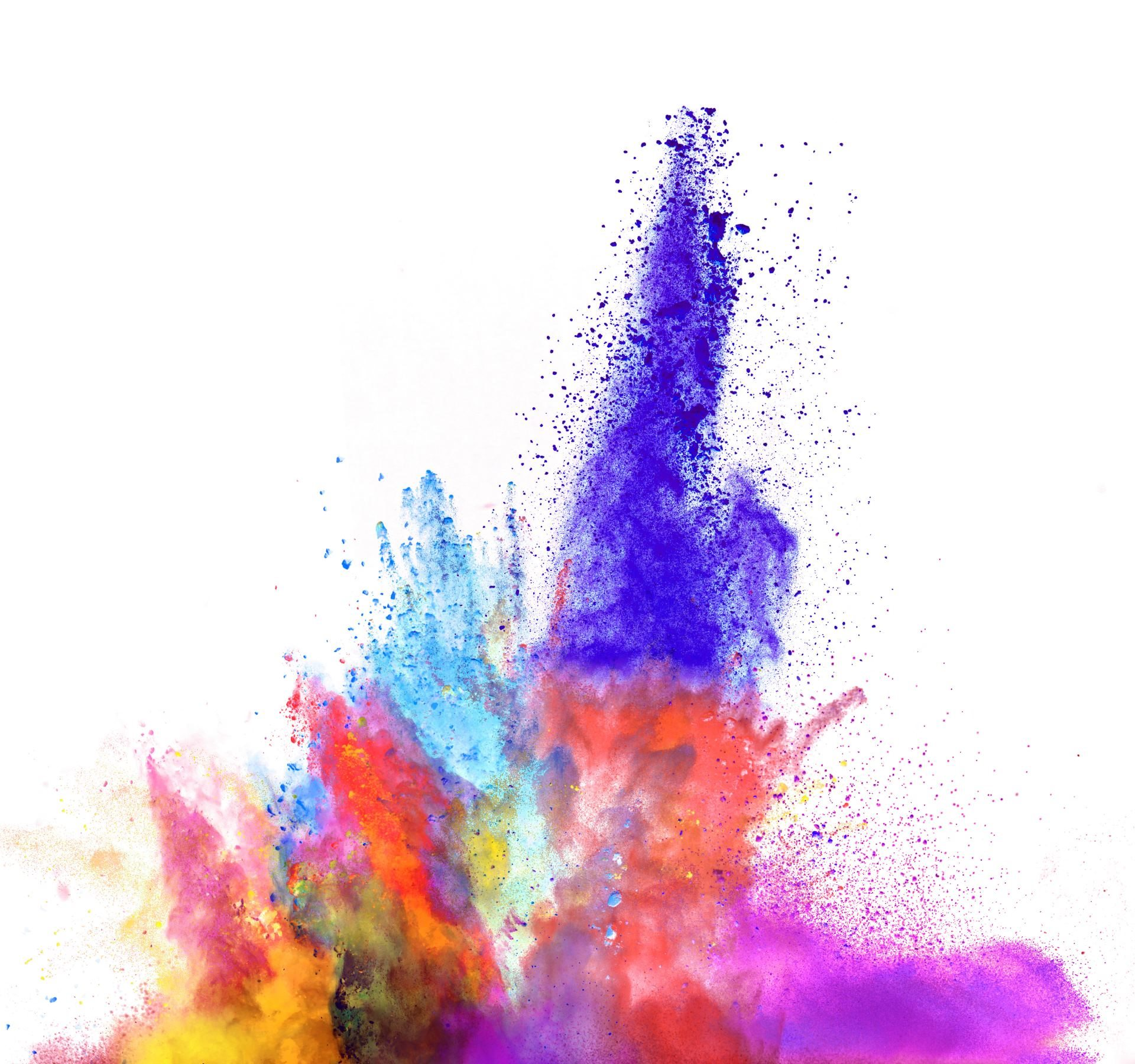 Explosion couleurs
